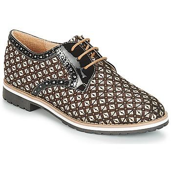 鞋子 女士 德比 André DERIVEUR 棕色