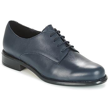 鞋子 女士 德比 André LOUKOUM 海蓝色