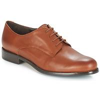 鞋子 女士 德比 André LOUKOUM 棕色