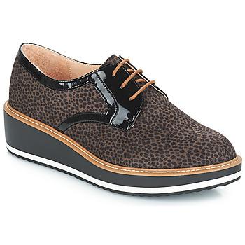 鞋子 女士 德比 André CHICAGO 棕色