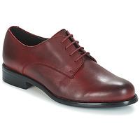 鞋子 女士 德比 André LOUKOUM 红色