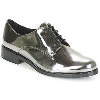 鞋子 女士 德比 André LOUKOUM 银灰色