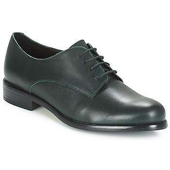 鞋子 女士 德比 André LOUKOUM 绿色