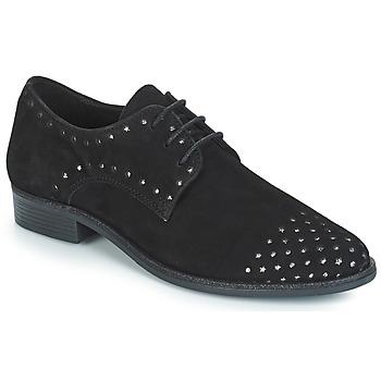 鞋子 女士 德比 André TWIN 黑色
