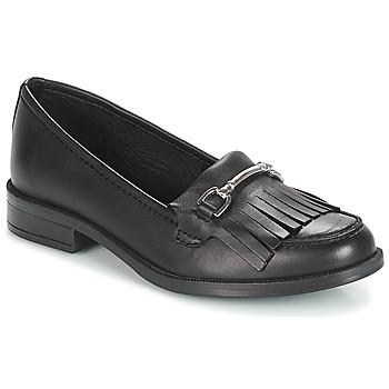 鞋子 女士 皮便鞋 André TYRI 黑色