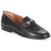 鞋子 女士 皮便鞋 André FLAVIGNY 黑色