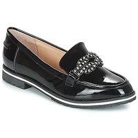 鞋子 女士 皮便鞋 André AMETHYSTE 黑色