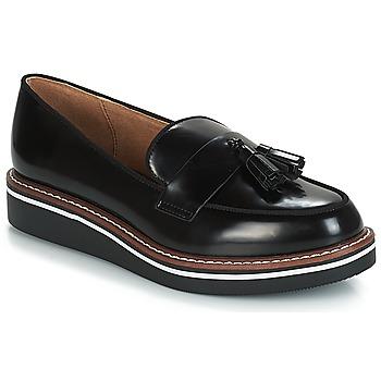鞋子 女士 皮便鞋 André TAXI 黑色