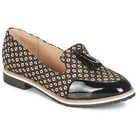鞋子 女士 皮便鞋 André EMOTION 棕色