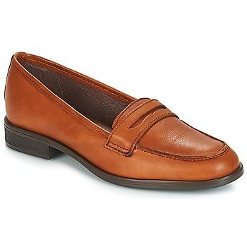 鞋子 女士 皮便鞋 André TILDE 棕色