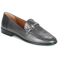 鞋子 女士 皮便鞋 André FLAVIGNY 银灰色