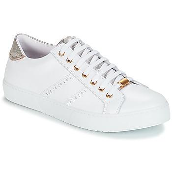 鞋子 女士 球鞋基本款 André BERKELEY 白色