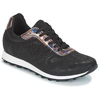 鞋子 女士 球鞋基本款 André RUNY 黑色