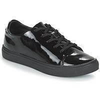 鞋子 女士 球鞋基本款 André AGARI 黑色
