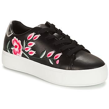 鞋子 女士 球鞋基本款 André ALGINA 黑色