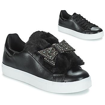 鞋子 女士 球鞋基本款 André TELAMONE 黑色