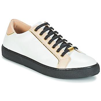 鞋子 女士 球鞋基本款 André BERKELITA 白色