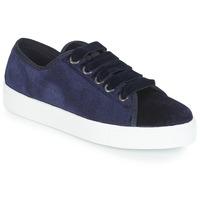 鞋子 女士 球鞋基本款 André TAMMY 海蓝色