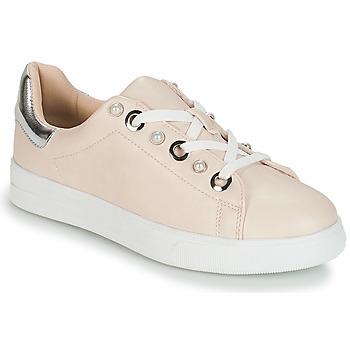 鞋子 女士 球鞋基本款 André TIMORE 米色