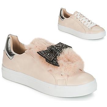 鞋子 女士 球鞋基本款 André TELAMONE 米色