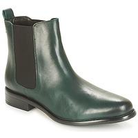 鞋子 女士 短筒靴 André CARAMEL 绿色