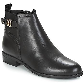 鞋子 女士 短筒靴 André MANEGE 黑色