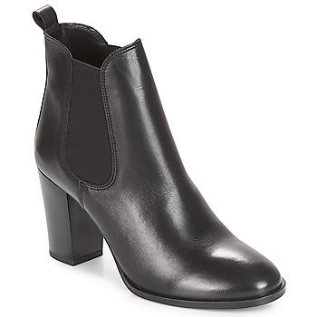鞋子 女士 短靴 André CLAFOUTI 黑色