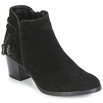 鞋子 女士 短靴 André MISTINGUETTE 黑色