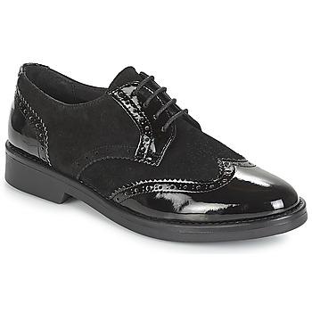 鞋子 女士 德比 André CASPER 黑色