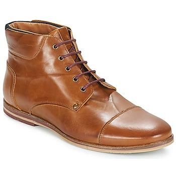 鞋子 男士 短筒靴 André SOMME 棕色