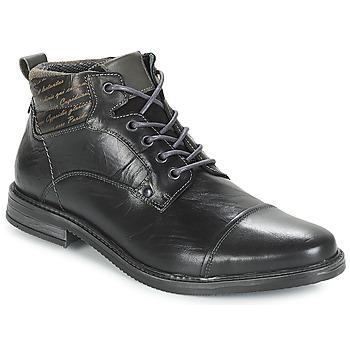 鞋子 男士 短筒靴 André VERON 黑色
