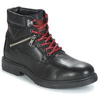 鞋子 男士 短筒靴 André MORRO 黑色