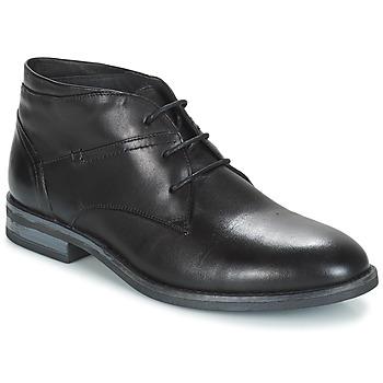 鞋子 男士 短筒靴 André PRATO 黑色