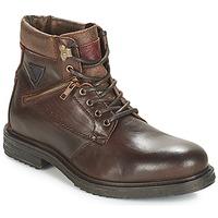鞋子 男士 短筒靴 André MORRO 棕色