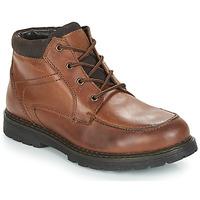 鞋子 男士 短筒靴 André AREZZO 棕色