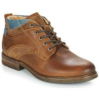 鞋子 男士 短筒靴 André RANGER 棕色
