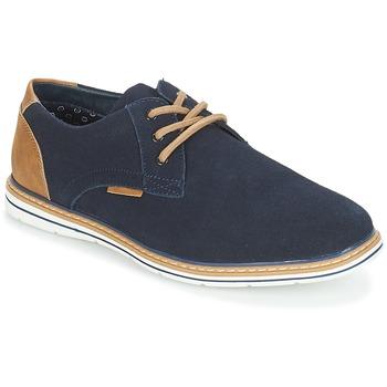鞋子 男士 德比 André MARIO 海蓝色