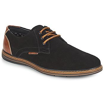 鞋子 男士 德比 André MARIO 黑色
