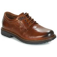 鞋子 男士 德比 André BOULON 棕色