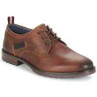 鞋子 男士 德比 André MAURI 棕色