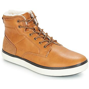 鞋子 男士 高幫鞋 André INUIT 棕色