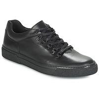 鞋子 男士 球鞋基本款 André RIAD 黑色