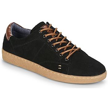 鞋子 男士 球鞋基本款 André LENNO 黑色