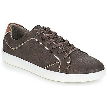 鞋子 男士 球鞋基本款 André TANGON 棕色