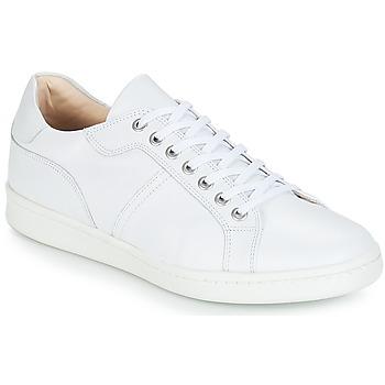 鞋子 男士 球鞋基本款 André AURELIEN 白色