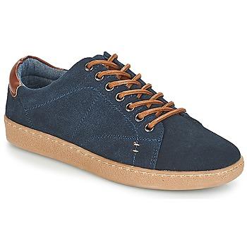 鞋子 男士 球鞋基本款 André LENNO 海蓝色