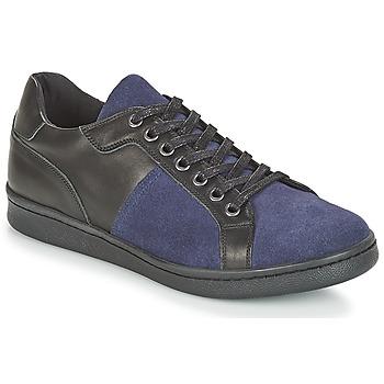 鞋子 男士 球鞋基本款 André AURELIEN 藍色