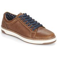 鞋子 男士 球鞋基本款 André NIELD 棕色