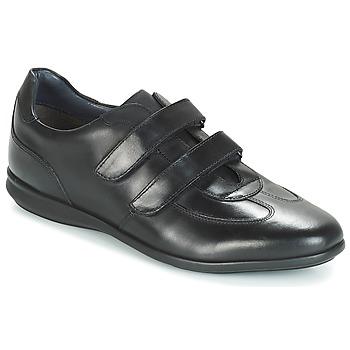 鞋子 男士 球鞋基本款 André FACILE 黑色