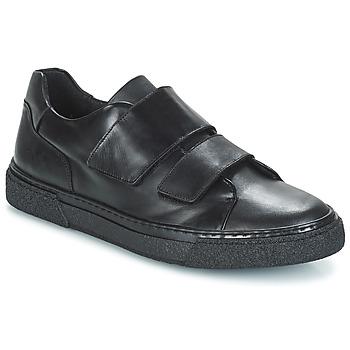 鞋子 男士 球鞋基本款 André STREAM 黑色